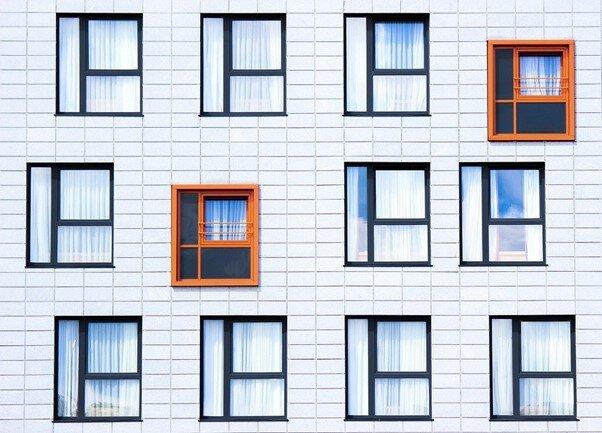 fenêtre et châssis alu