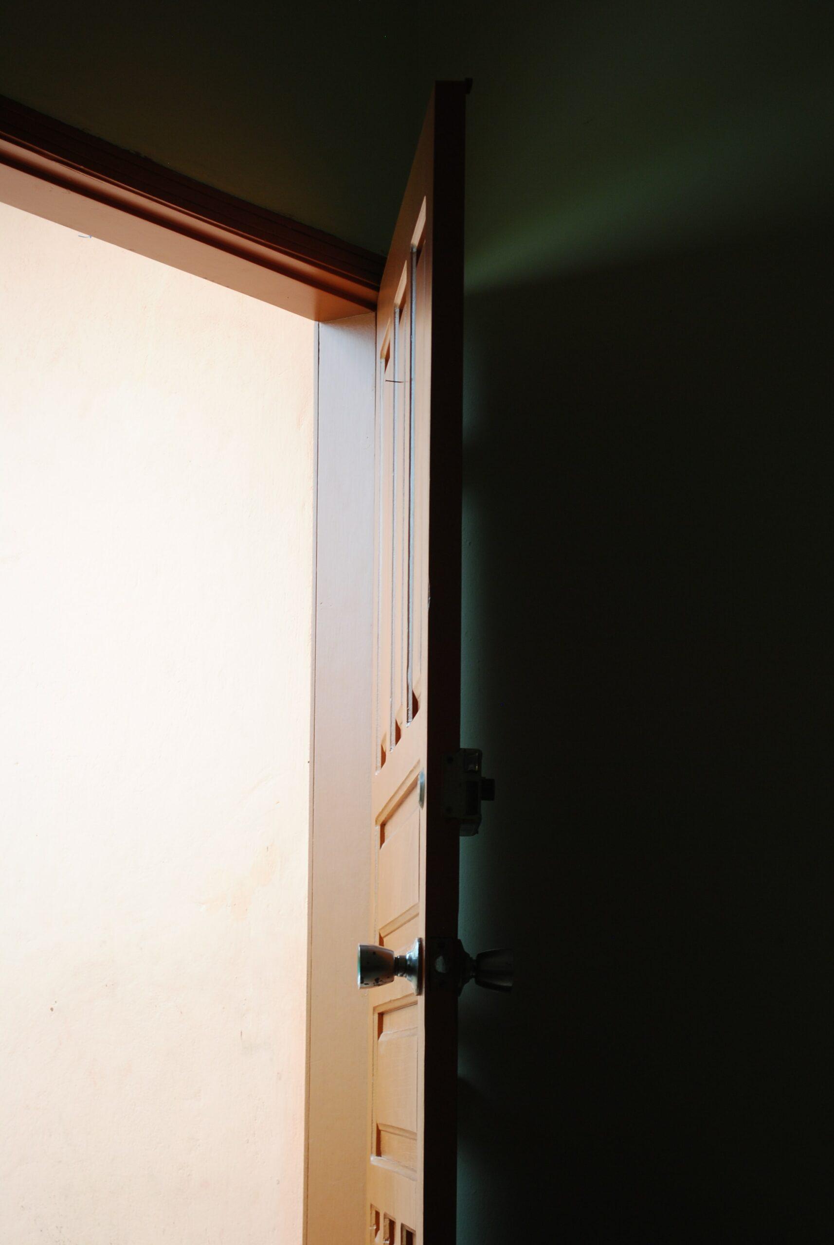 Bien entretenir sa porte d'entrée